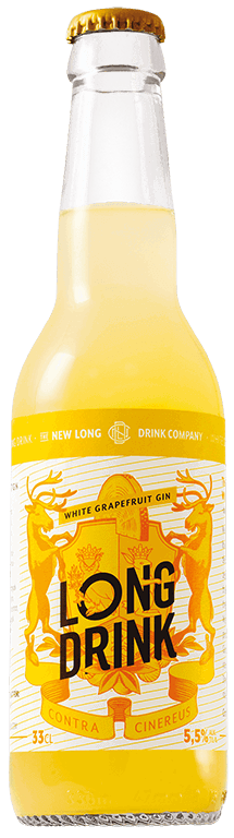 White Grapefruit Gin Long Drink